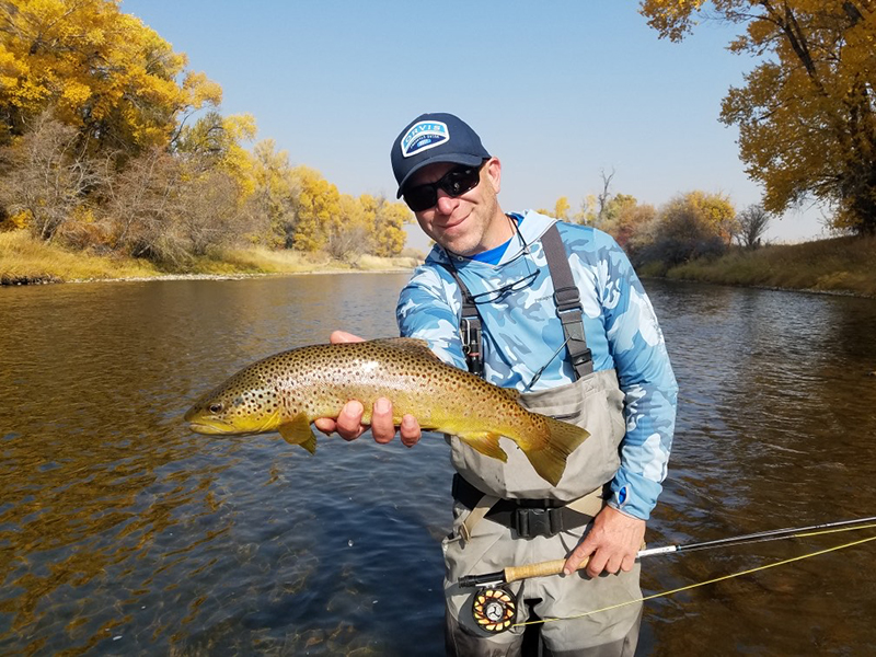 jeff furman trout